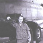 Ervin Davis by AC-130 gunship